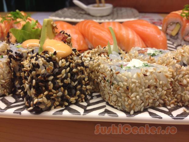 SC Edo Sushi Combo 1