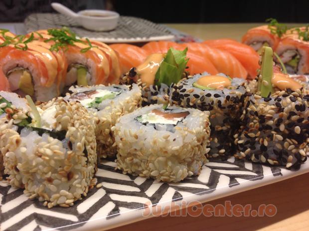 SC Edo Sushi Combo 2